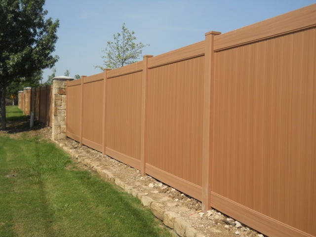 how much does a new fence cost in texas. Black Bedroom Furniture Sets. Home Design Ideas