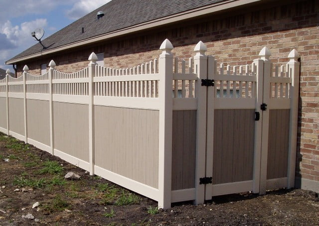 Vinyl Fence Gate Dallas