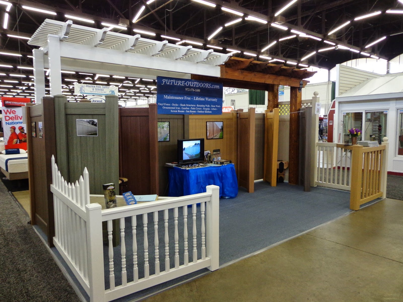 Visit Future Outdoors at the 36th Spring Texas Home & Garden Show