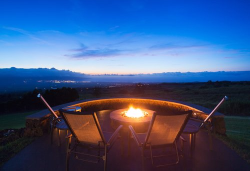 How to Safely Use a Fire Pit on a Vinyl Deck